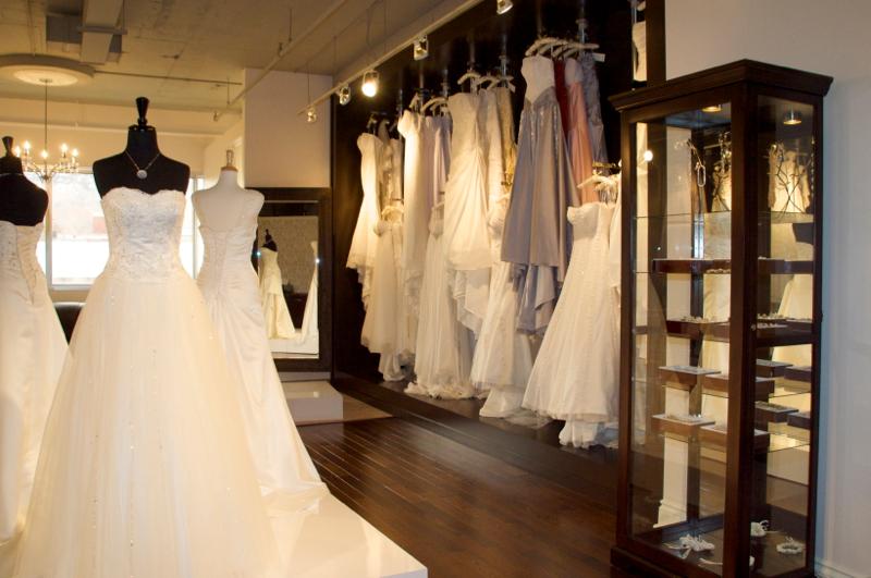 Robes de mariée de designers québécois  Les mariages dAmélie
