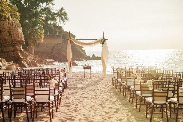 Beach Theme Wedding Vows : Guide du parfait invit? e partie le cadeau de mariage les