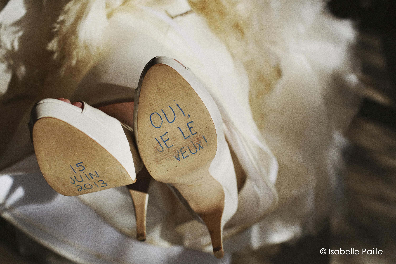 pas cher pour réduction dd7dc d88a0 Mariage inspirant : Virginie et Benoit | Les mariages d'Amélie